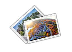 Aerial photography services by Blueprinted Marketing
