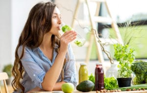 Naturopathy: A healthy nutrition including hydrotherapy, botanical medicine, and homeopathy.