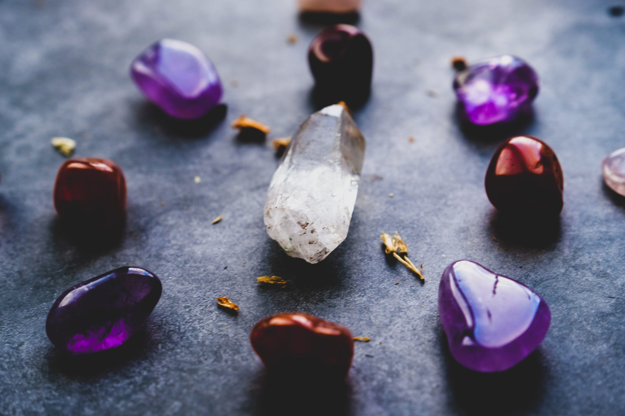 Crystals for healing purposes