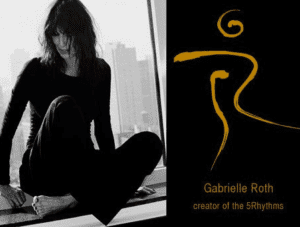 Gabrielle Roth is one of the founders of Ecstatic Dance
