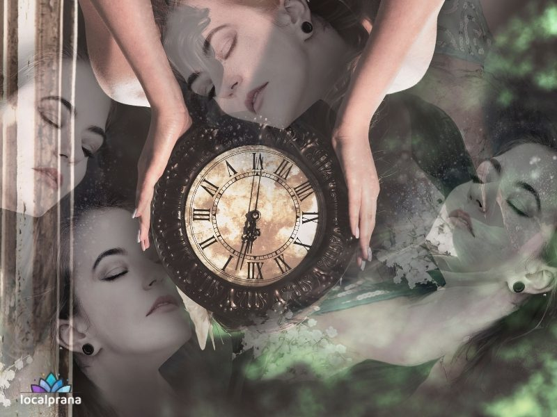 Past life regression eliminates the effect of harmful memories