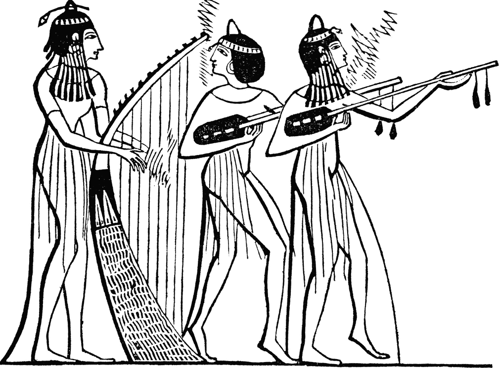 Sound baths in ancient times