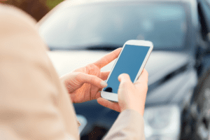 Civil Litigation Claims - Don't Text and Acknowledge